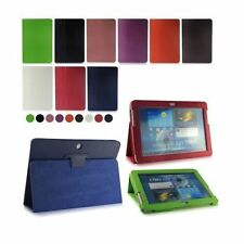 Leather Tablet & eBook Smart Covers/Screen Covers Folios for Samsung