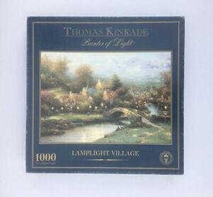Cobblestone Brooke by Thomas Kinkade - Gibsons 1000 Piece Jigsaw Puzzle