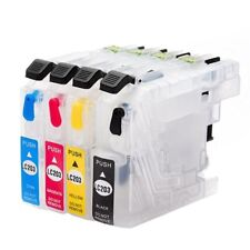 Empty Refillable Ink Cartridges for Brother LC203 LC205 MFC-J4620DW MFC-J5520DW