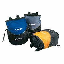 C.A.M.P. Crystal Chalk Bag with Chalk Cartel Brand Chalk