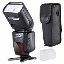 TRIOPO TR-988 Flash Speedlite TTL HSS M Multi FEB Slave S1 S2 For Nikon Camera