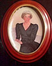 Princess Diana; Queen Of Our Hearts Collector Plates Bradford Exchange 1998