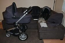 bs Full Travel System Quinny Buzz 3in1 inc BeSafe Car Seat ..