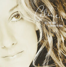Celine Dion : All the Way...: A Decade of Song CD (1999)