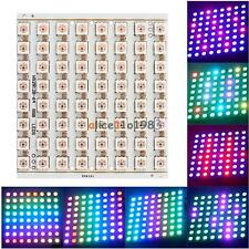 WS2812B 8x8 64-Bit Full Color 5050 RGB LED Lamp Panel Light for Arduino OS857