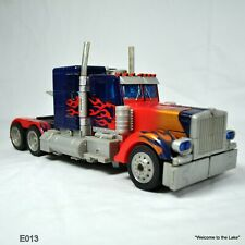 TRANSFORMER, OPTIMUS PRIME, LEADER CLASS PREMIUM, LONG HAUL SEMI-CAB