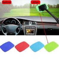 Microfiber Windshield Clean Car Wiper Cleaner Glass Window Tool Brush Kit Useful