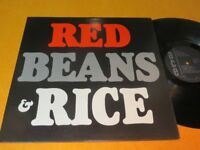 RED BEANS & RICE live at diublin castle    ACE UK Vinyl /Cover :mint(-) TOPCOPY