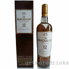 MACALLAN 12 JAHRE SHERRY OAK Single Malt Scotch Whisky 40%