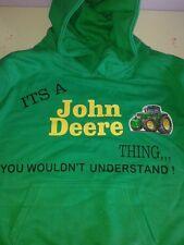 John Deere abbigliamento