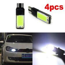 4x T10 W5W 194 168 6W LED Sans Erreur COB Canbus Clignotant Douille