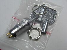 Interrupteur contacteur clé clef à pompe de contact 250v 12v 1T 2 positions(+D7)