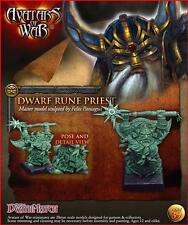 AVATARS OF WAR - AOW39 Dwarf Rune Master *Warhammer Style*