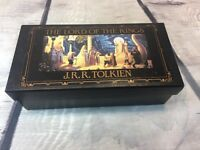 The Lord of the Rings J.R.R. Tolkien BBC RADIO BOX SET AUDIOBOOK 13 TAPES 1987