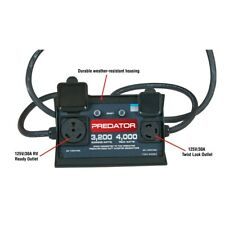 Rv Ready 30A Parallel Kit for Predator 2000 Inverter Generator or Honda Eu2000i