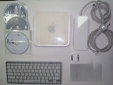 Apple Mac Mini A1176 1.83 GHz Intel Core 2 Duo 2 Gb RAM + Tastiera