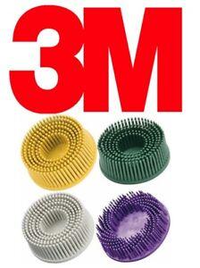 """3M Scotch-Brite Roloc Bristle Disc 50mm 2"""""""