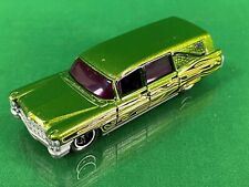 Matchbox 1963 Cadillac Hearse 1/64 Diecast in Great Condition LV3 BX56
