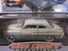 Road Champs 1949 Tribute 1949 Mercury Club Light Grey 1:43