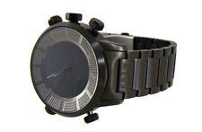 KR3W Mens K1006 Stainless Steel Digit Dual Analog Digital Wrist Watch New in Box