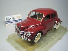 1/18 Solido Salvat Hachette Aquellos Maravillosos coches RENAULT 4 CV 4CV 1954