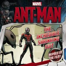 Marvel's Ant-Man by Marvel Books Staff and Chris Strathearn (2015, Paperback)