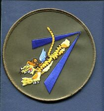 AVG FLYING TIGERS LEAPING TIGER ARMY AIR CORPS WW2 P-40 WARHAWK Squadron Patch O