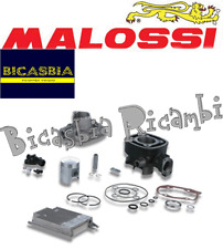 6428 ZYLINDER MALOSSI TECH IN GUSSEISEN 47,0 PEUGEOT JET FORCE 50 TSDI 2T LC H2O