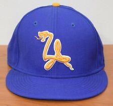 KOBE BRYANT NIKE Los Angeles Lakers BLACK MAMBA LA LOGO Rare Snap-Back Hat