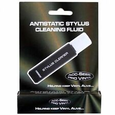 Acc-Sees Anti-Static Stylus Cleaner & Brush