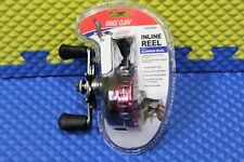 Eagle Claw Inline Ice Fishing Reel w/Aluminum Spool ECILIRAS Clam Pack