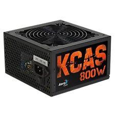 Fuente alim. 800w Aerocool Kickass 80plus Gaming