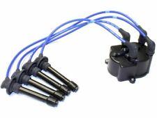 For 1989-1992 Geo Prizm Spark Plug Wire Set NGK 25445YG 1990 1991