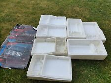 More details for lot of retro part boxes and part poly's for sinclair zx spectrum and zx81