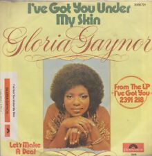 Gloria Gaynor i 've got you under my skin/Let's Make a Deal 1976 poldor 7""