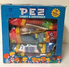 Pez Muppets Dispensers Lot of (1 ) (4 Kermit, 4 Miss Piggy, 3 Fozzie & 3 Gonzo)