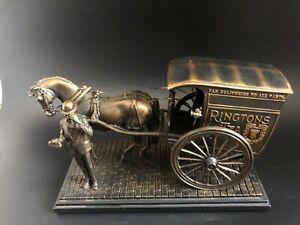 Home Decor Ringtons Your Tea Madam Horse And Cart Ornament Statue