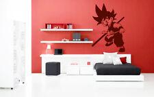 Dragon Ball Goku Ninja Kids citar pegatinas de pared arte habitación extraíble calcomanías hágalo usted mismo