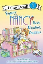 I Can Read Level 1: Fancy Nancy: Best Reading Buddies by Jane O'Connor (2016,...