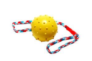 Dog Toy, Dog Ball On Rope, Dog Throwing Toy