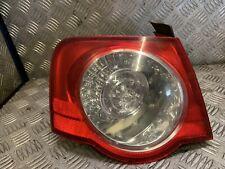 VW VOLKSWAGEN PASSAT B6 2008 NSR PASSENGER SIDE REAR BRAKE TAIL LIGHT 3C5945095H