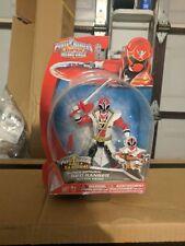 """Power Rangers Super Megaforce - 5"""" Super Samurai Red Ranger Action Hero"""