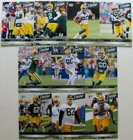 GREEN BAY PACKERS 🏈 2019 PRESTIGE FOOTBALL 10 CARD TEAM SET WITH 3 ROOKIES