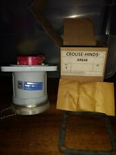 CROUSE HINDS AR648 - 60A 3W4P RECEPTACLE