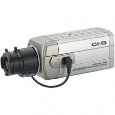 CNB CCTV Box Camera GN605 Double Scan WDR CCD ICR, DSS, Dual Power 0.001Lux