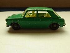 Matchbox RARE Vintage Green MG1100 #64 with Man & Dog lots of wear No Box