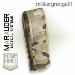 Marauder MTP Sure-Fire Torch Pouch - MOLLE - British Army Military - UK Made