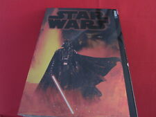 "STAR WARS x Manga ""Black"" Japanese Anthology Manga Collection w/Poster"
