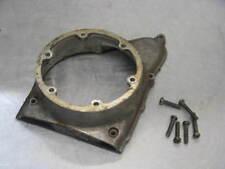 Honda CB450 CB 450 1973 73 Engine Case Inner Stator Cover + Bolts Left Crank