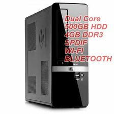 Dei 2684 HP PRO 3120 DUAL CORE E5500 2.80GHz 4GB DDR3 500GB HDD con WIFI BT W7